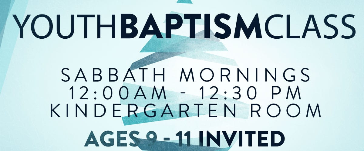 Youth-Baptismal-Class