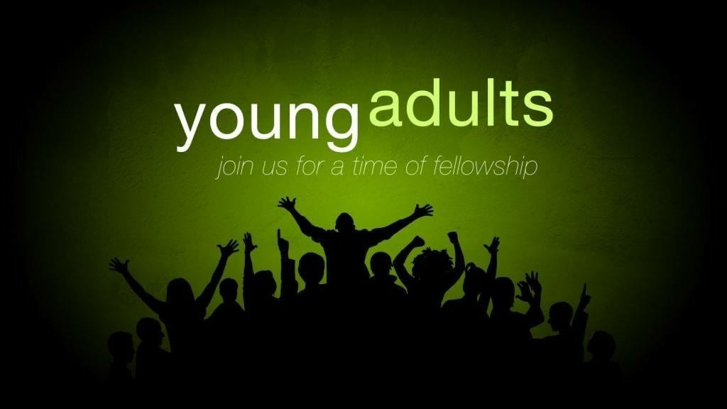 adult Bible young